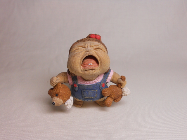 Miki NAGASAKI, 'Teddy Bear!', 2014, Sculpture, Camphor, Watanuki Ltd. / Toki-no-Wasuremono
