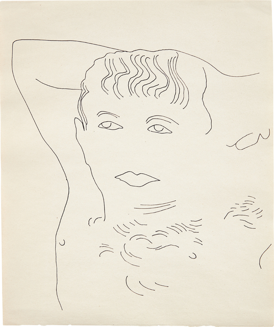 Andy Warhol, 'Untitled', 1952, Phillips