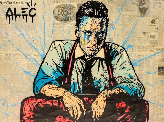 , 'Black Tie,' 2017, Eden Fine Art