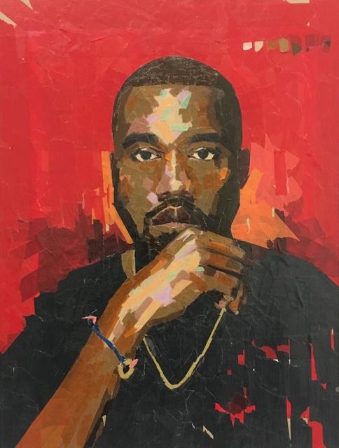 , 'Kanye,' 2017, Deep Space Gallery