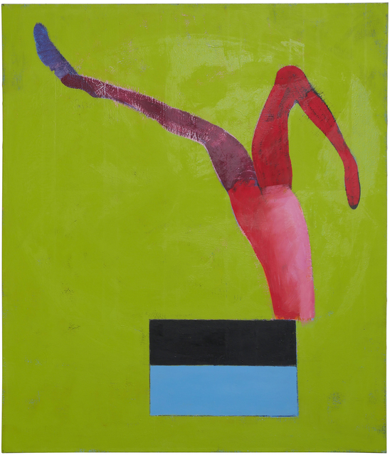 , 'Acrobat's Dream,' 1975, Anglim Gilbert Gallery