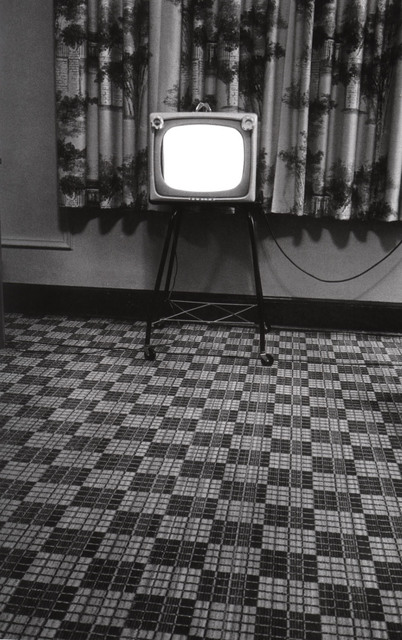 , 'Motel room, Texas,' 1962, Edwynn Houk Gallery