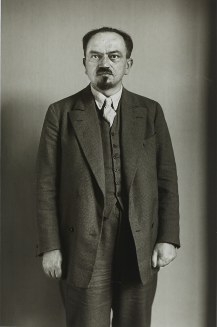 , 'II/11/10 Communist Leader [Paul Frölich],' 1929, Galerie Julian Sander
