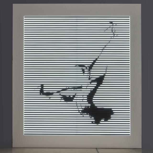 Lisa Schulte, 'Wall of Light', Voltz Clarke