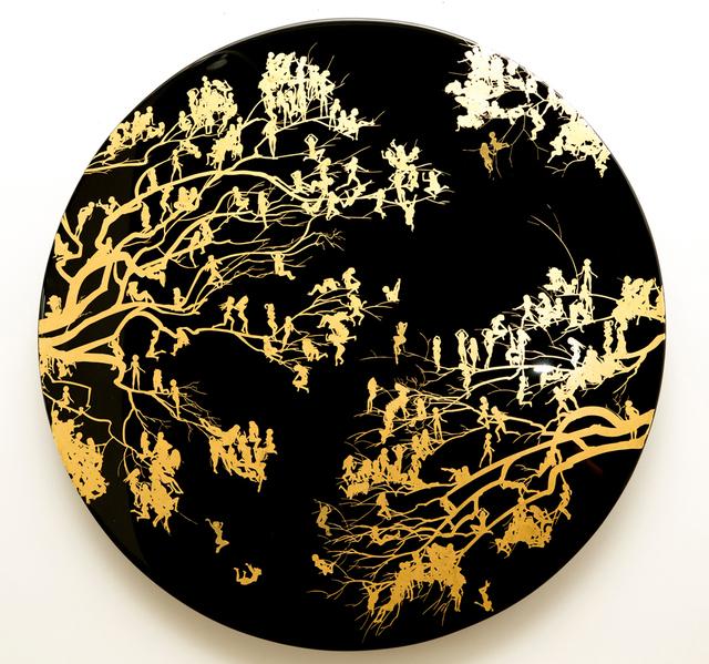 , 'Stardust,' 2018, Allouche Gallery
