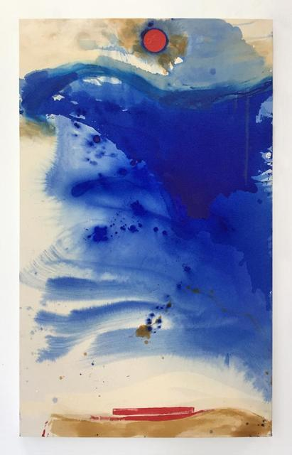 Janet Filomeno, 'Blue Crystals Revisited no.12', 2019, Walter Wickiser Gallery