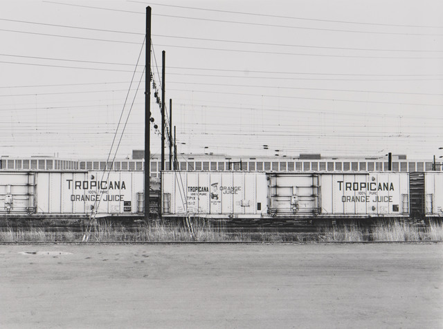, 'Conrail Meadows Yards, Kearny,' 1980, L. Parker Stephenson Photographs