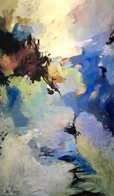 , 'Sky Dive,' 2018, Art Post Gallery