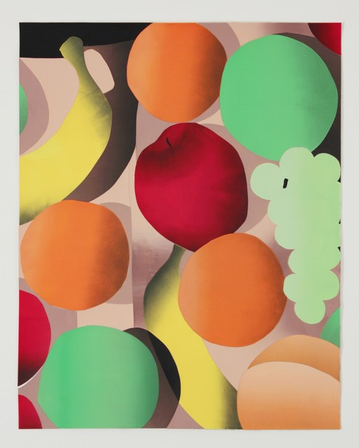 , 'Untitled (Fruit),' 2015, P.P.O.W