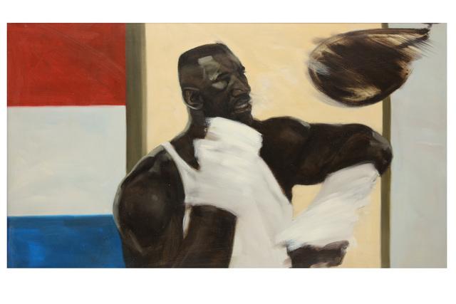 , 'Ready to Rumble,' 1994, Christopher Kingzett Fine Art