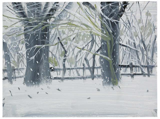 , 'Winterlandscape,' 2004, Aurifer AG