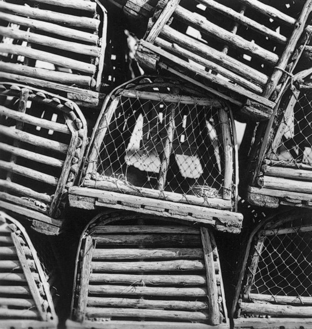 , 'Lobster Pots, Croix-de-Vie,' 1957, Gerald Peters Gallery