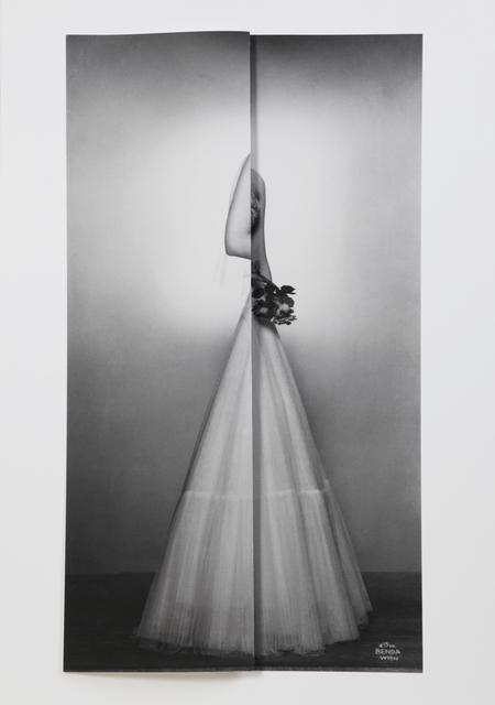 , 'ShutterII (d´Ora-Benda Serie, Fürstin Gina von Lichtenstein),' 2013, unttld contemporary