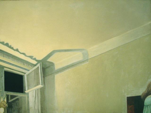 , 'Interiör,' 1963, Galerie Leger