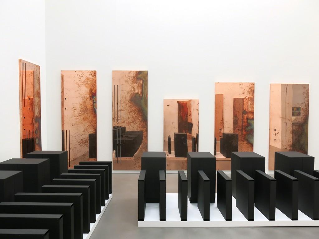 , 'Performances Under Working Conditions,' 2014, Petzel Gallery