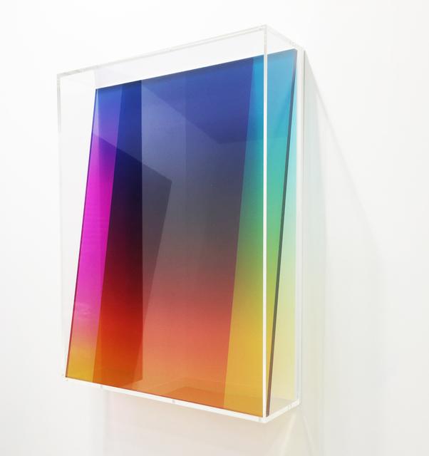 , 'Borrowed Light,' 2018, Galería OMR