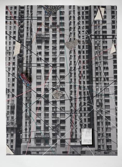 Roberto Turnbull, 'Nueva apariencia X', 2017, le laboratoire