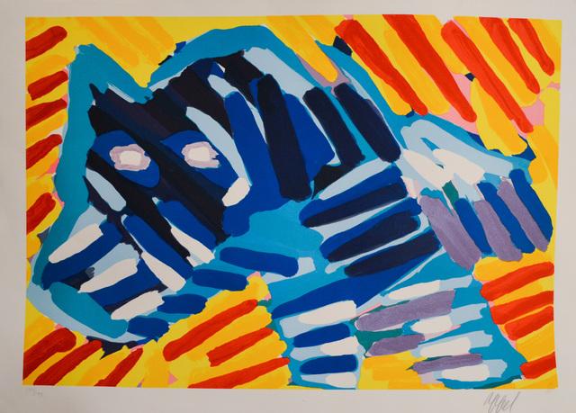 Karel Appel, 'Series of 10-Running Dog', 1978, Anita Shapolsky Gallery
