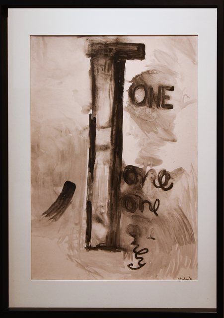 , 'One,' 1959, Gow Langsford Gallery