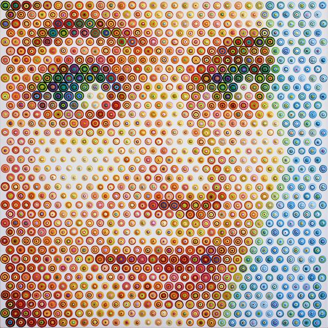 , 'Anna Karina,' 2017, SimonBart Gallery