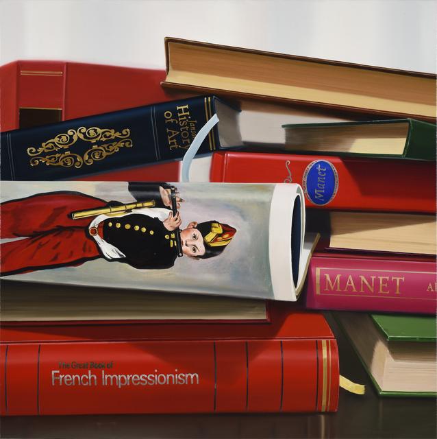 , 'Art Book-Manet,' 2015, Gallery JJ