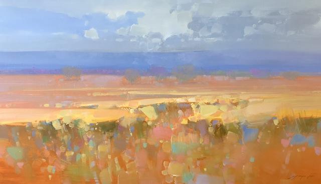 Vahe Yeremyan, 'Field of Flowers', 2018, Vayer Art