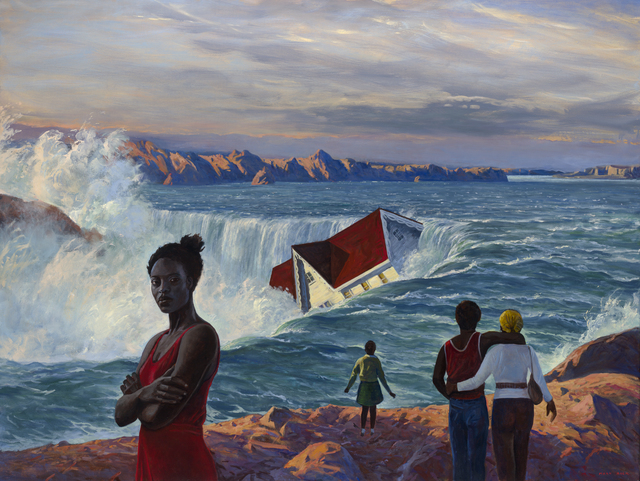 , 'Sold Down the River,' 2018, Patricia Rovzar Gallery