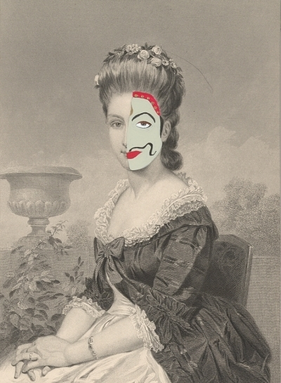 , 'Miss Lillian Frost 1860/2014 from the series de-identified,' 2014, Tracey Morgan Gallery