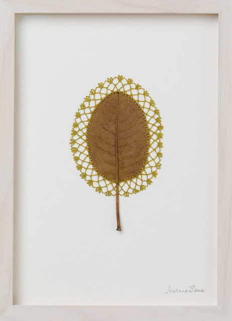 Susanna Bauer, 'Lace III', 2018, Muriel Guépin Gallery
