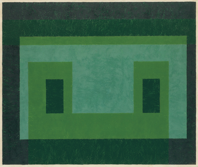 , 'Contented Green,' 1948-1955, ARCHEUS/POST-MODERN