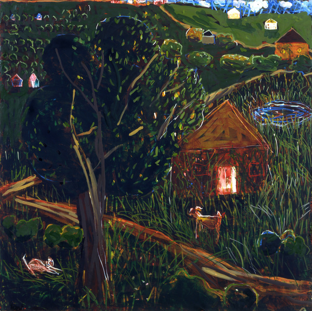 , 'Abandoned House,' 1999, Bentley Gallery