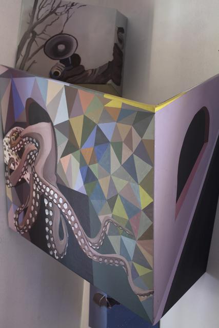 , 'Octopus,' 2017, In Situ - Fabienne Leclerc