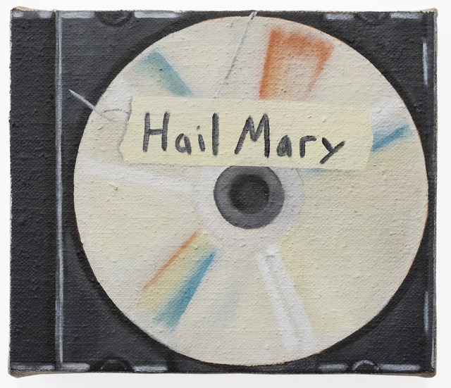 , 'Hail Mary,' 2018, Field Projects