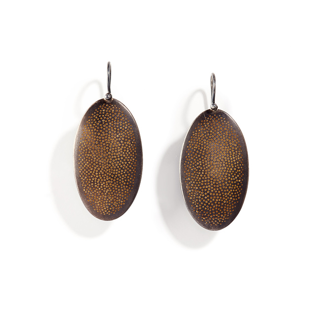 Sandra Enterline, 'Beetle Drop Earrings', ca. 2015, Patina Gallery