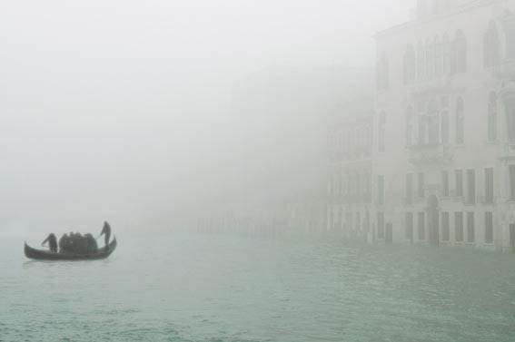 ", 'Foghorns #8 (Ferryman) from the ""Third Venice"",' 2011, Photographica FineArt Gallery"