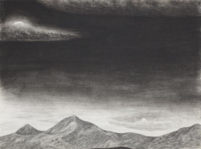 , 'Smoggy Mountains,' 2017, Galleri Magnus Karlsson