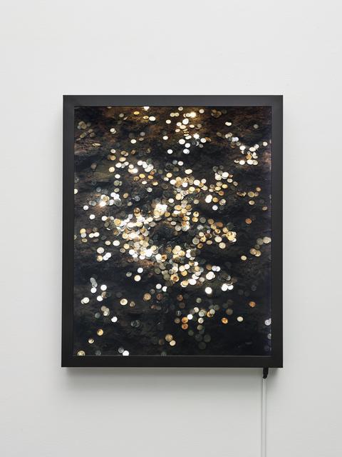 , 'Coins #4,' 2012, Eli Klein Gallery