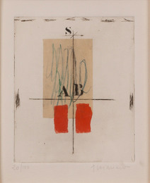 Blanc, Rouge (two works)