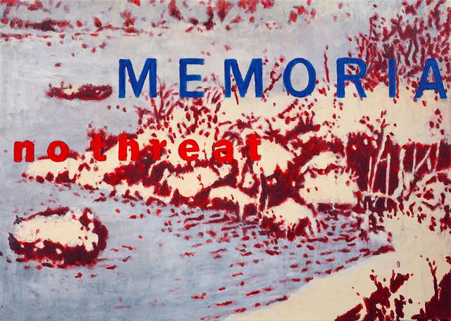 , 'Memoria - No Threat,' , Beck & Eggeling