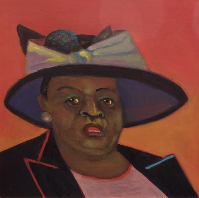 , 'church lady,' ca. 2008, Tabla Rasa Gallery