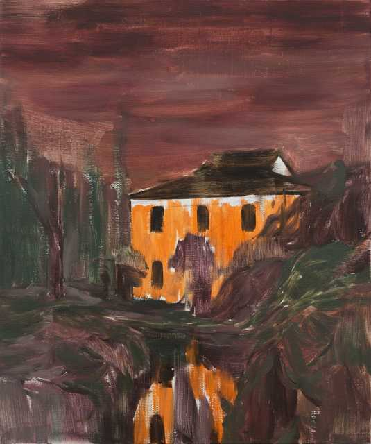 , '林间别墅B A Villa in the Woods B,' 2017, Matthew Liu Fine Arts