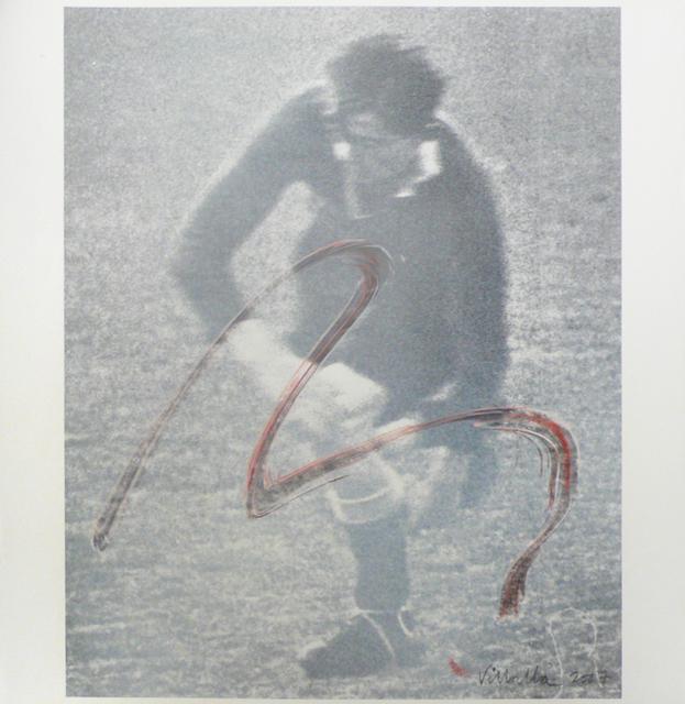 , 'Futbolista,' 2007, Luis Adelantado
