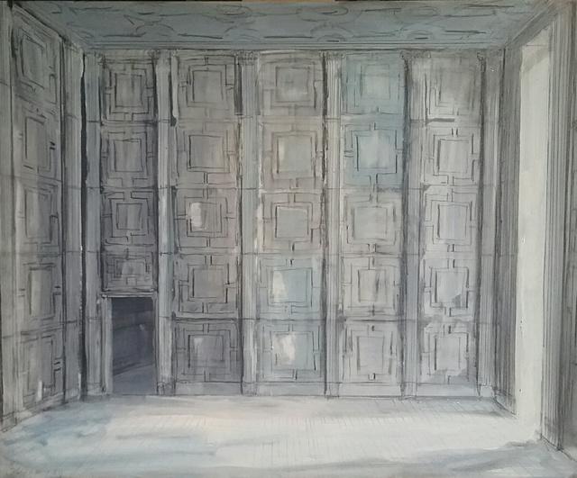 , 'Homage to Joseph Nash,' 2017, Octavia Art Gallery