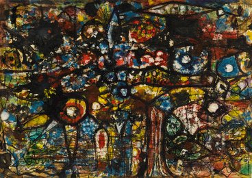 Richard Pousette-Dart, 'Untitled,' ca. 1950, Sotheby's: Contemporary Art Day Auction