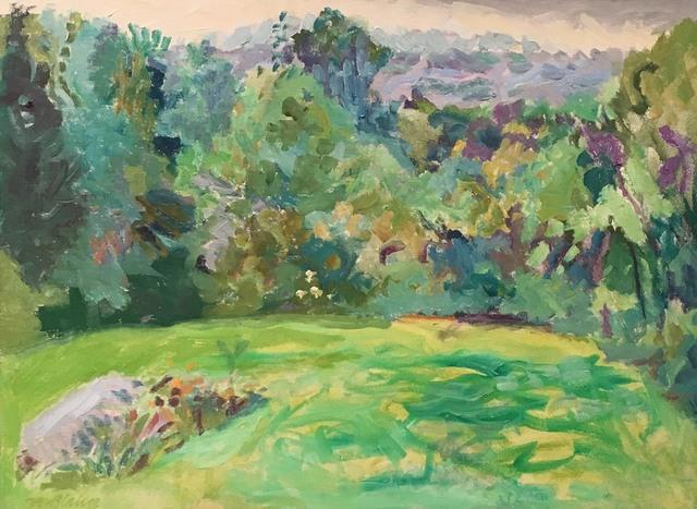 , 'Summer, Quaker Hill,' 1969, Tibor de Nagy