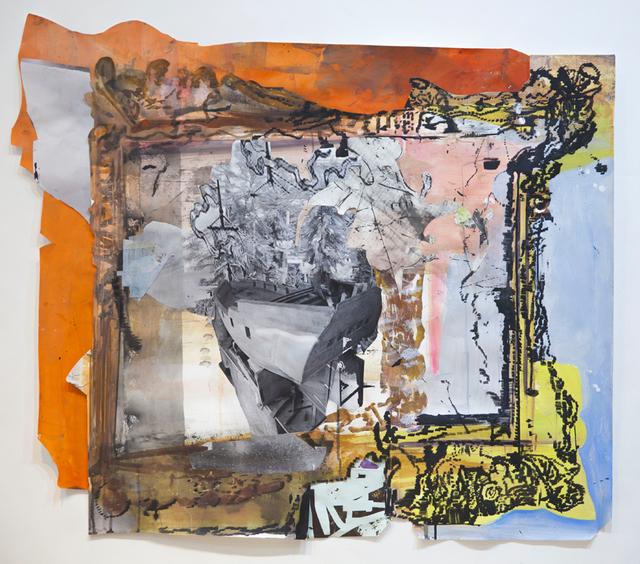 , 'Fix and Fittings,' 2017, Galerie Antoine Ertaskiran