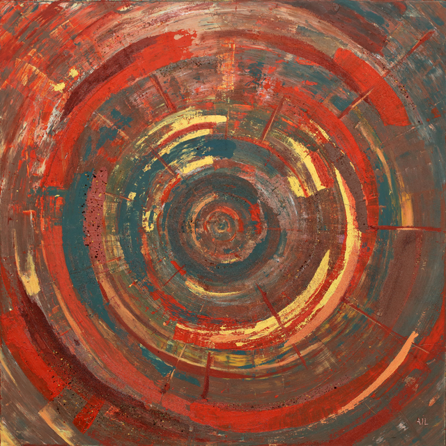 , '2nd PORTAL element: EARTH ENTER ELEMENT,' 2018, Renaissance Art Gallery