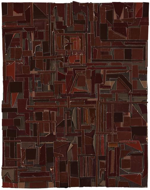 Matt Gonzalez, 'The city attentively greets chocolate', 2015, Dolby Chadwick Gallery
