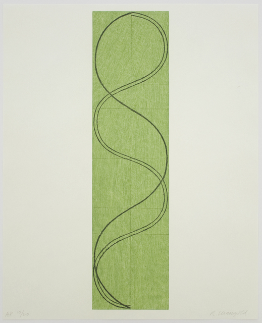 , 'Green Column/Figure,' 2003, Senior & Shopmaker Gallery