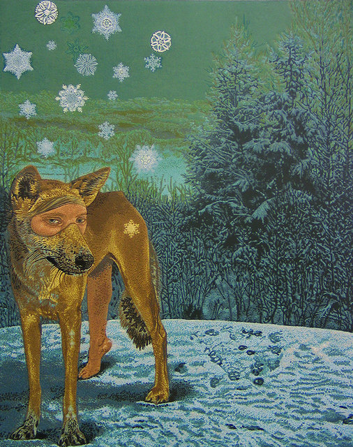 , 'Rima Knows the Curse of Being Born on Christmas Eve by Jazmina Cininas,' 2006, Flinders Lane Gallery